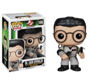 Ghostbusters Dr. Egon Spengler Funko Pop