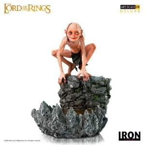 RESERVA: Gollum Deluxe Art Scale 1/10 - Lord of the Rings