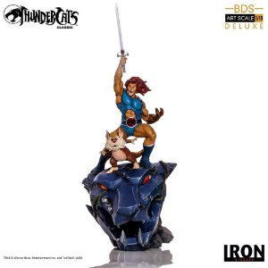 RESERVA: Lion-O & Snarf BDS Art Scale 1/10 Thundercats