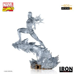RESERVA: Iceman BDS Art Scale 1/10 Marvel Comics