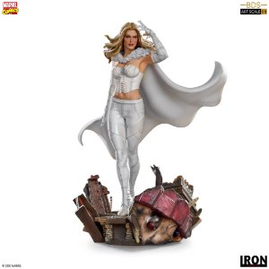 RESERVA: Emma Frost BDS Art Scale 1/10 - Marvel Comics