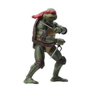 "Raphael - Tartarugas Ninja 7"" Figure (1990 Movie) - Neca"