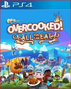 OVERCOOKED! ALL YOU CAN EAT PS4 MÍDIA DIGITAL