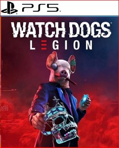 watch dogs legion ps5 psn mídia digital