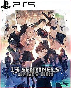 13 Sentinels Aegis Rim PS5 midia digital