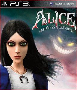 Alice Madness Returns PS3 Psn Midia digital