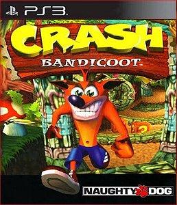crash bandicoot ps3 psn midia digital