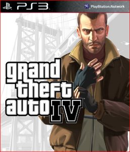 GRAND THEFT AUTO IV PS3 MÍDIA DIGITAL