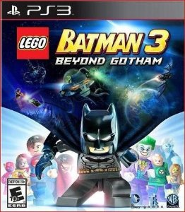 LEGO BATMAN 3 BEYOND GOTHAM PS3 MÍDIA DIGITAL