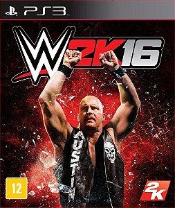 WWE 2K16 PS3 MÍDIA DIGITAL