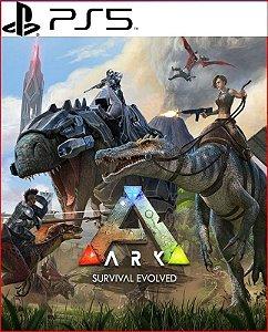 ark survival evolved ps5 mídia digital