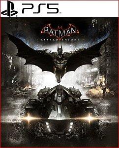 batman arkham knight português ps5 mídia digital