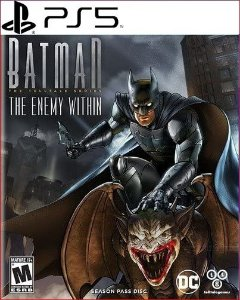 batman the enemy within ps5 psn mídia digital