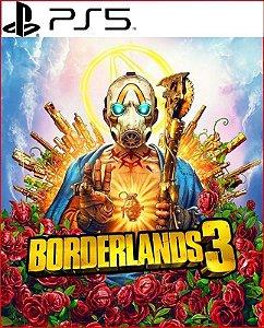 borderlands 3 ps5 mídia digital