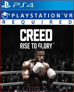 creed rise to glory vr ps4 midia digital