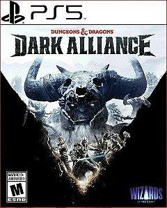 Dark Alliance ps5 psn mídia digital