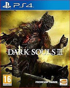 Dark Souls Iii Ps4 Almas Negras PS4 Mídia Digital