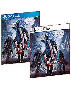DEVIL MAY CRY 5 PS4 E PS5 MÍDIA DIGITAL