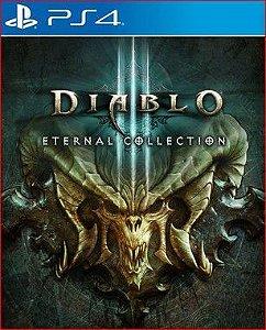 Diablo 3: Eternal Collection PS4 Mídia Digital