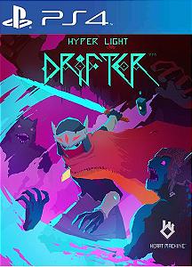 HYPER LIGHT DRIFTER ps4 midia digital