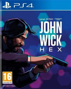 JOHN WICK HEX ps4 midia digital