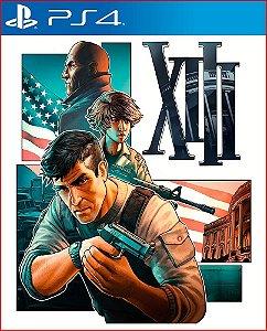 Xiii PS4 PSN MÍDIA DIGITAL