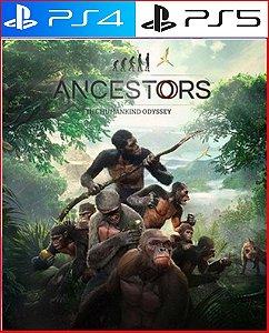 Ancestors The Humankind Odyssey PS4 E PS5 Psn MÍDIA DIGITAL
