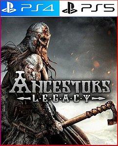 Ancestory Legacy PS4 E PS5 Psn MÍDIA DIGITAL