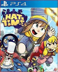 A Hat In Time PS4 MÍDIA DIGITAL
