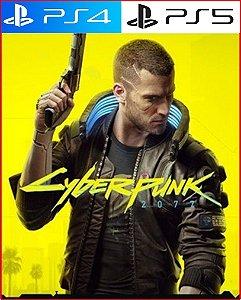 CYBERPUNK 2077 PS4 E PS5 MÍDIA DIGITAL