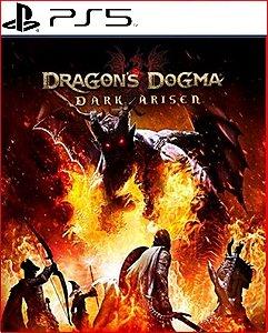 Dragons Dogma Dark Arisen PS5 PSN MÍDIA DIGITAL