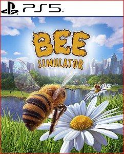 bee simulator ps5 mídia digital