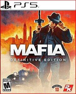 Mafia: Definitive Edition ps5 psn mídia digital