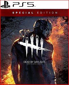 Dead by Daylight PS5 psn mídia digital