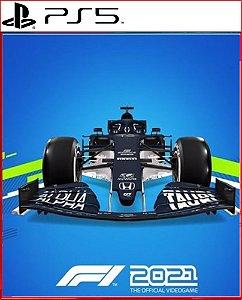 F1 FORMULA 1 2021 PS5 - MÍDIA DIGITAL - STANDARD EDITION