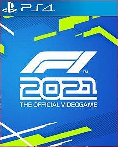F1 2021 formula 1 PS4 Mídia digital portuguÊs