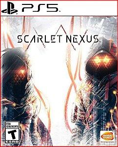 scarlet nexus ps5 psn midia digital