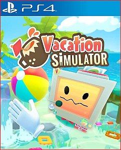 Vacation simulator PS4 MÍDIA DIGITAL