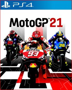 MotoGP 21 PS4 MÍDIA DIGITAL