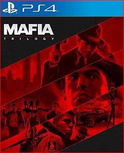 Mafia trilogy ps4 psn mídia digital