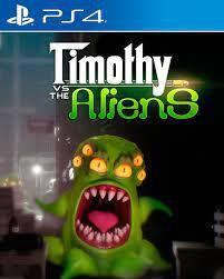 Timothy vs the aliens PS4 MIDIA DIGITAL