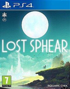Lost Sphear Ps4 Psn Mídia Digital