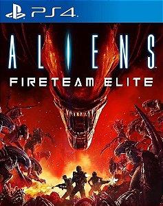 Aliens Fireteam Elite PS4 MIDIA DIGITAL