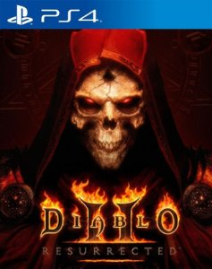 Diablo ll Resurrected ps4 psn mídia digital