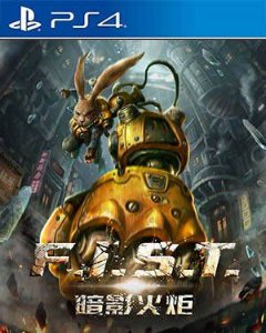 F.I.S.T.: Forged In Shadow Torch Ps4 midia digital