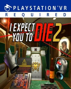 I Expect You To Die 2 PS4 MIDIA DIGITAL