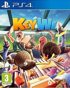 KEYWE PS4 MIDIA DIGITAL