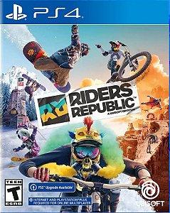 Riders Republic PS4 MIDIA DIGITAL