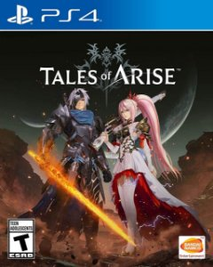 TALES OF ARISE PS4 MIDIA DIGITAL