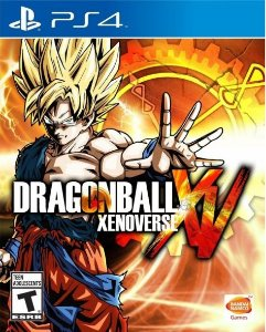Dragon Ball Xenoverse PS4 mídia digital